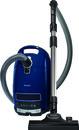 Bild 1 von MIELE Complete C3 Select marineblau Bodenstaubsauger (890 W, 12 m Aktionsradius, AirClean-Filter, Universal-Bodendüse, mit Beutel, Staubbeutelwechsel-Anzeige)