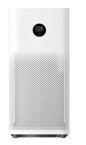 Xiaomi Mi Air Purifier 3H Luftreiniger (HEPA, Google, Alexa, Mi Home App, Allergie, Allergiker, Zigaretten-Qualm, Display)