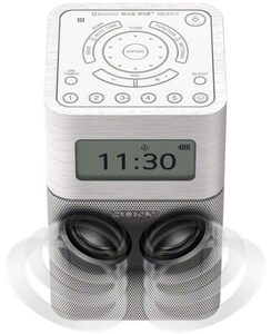 Sony »XDR-V1BTD« Radio (Digitalradio (DAB), FM-Tuner mit RDS)