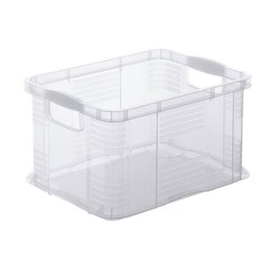 Rotho Systembox Agilo A4 Transparent