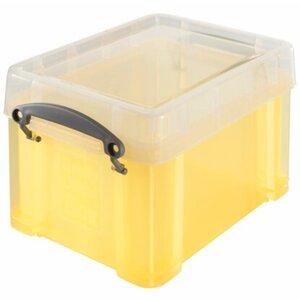 Clipbox 3 l Transluzent Gelb