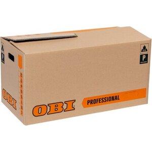 OBI Umzugskarton Professional 80 l 45 kg 70 cm x 34 cm x 34 cm