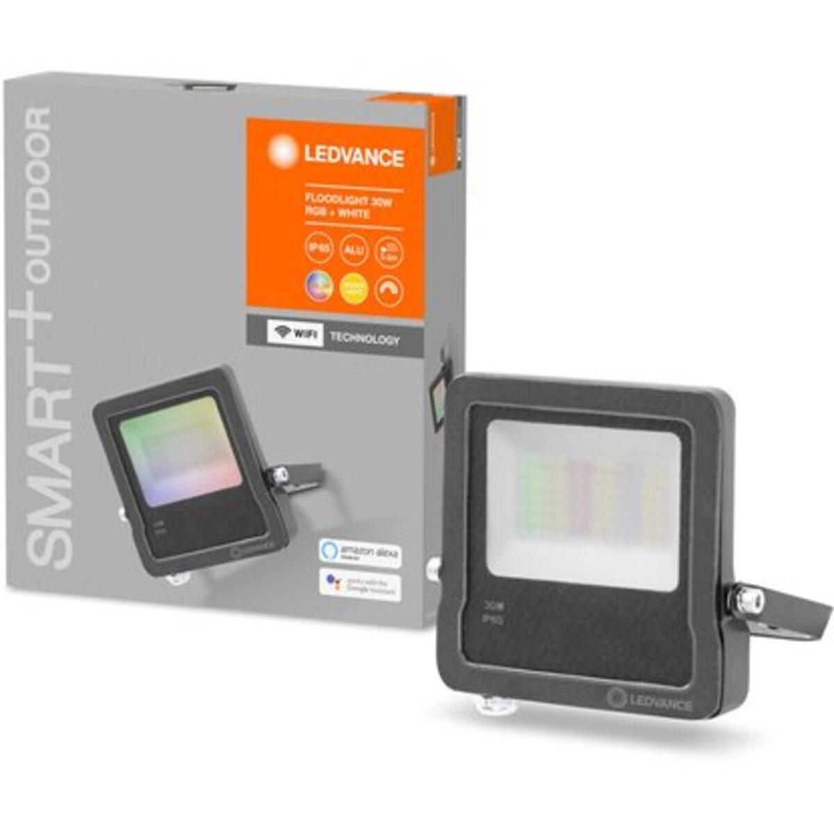 Bild 2 von Ledvance Smart+ WiFi LED-Fluter 30W Farbwechsel 16 Mio. Farben