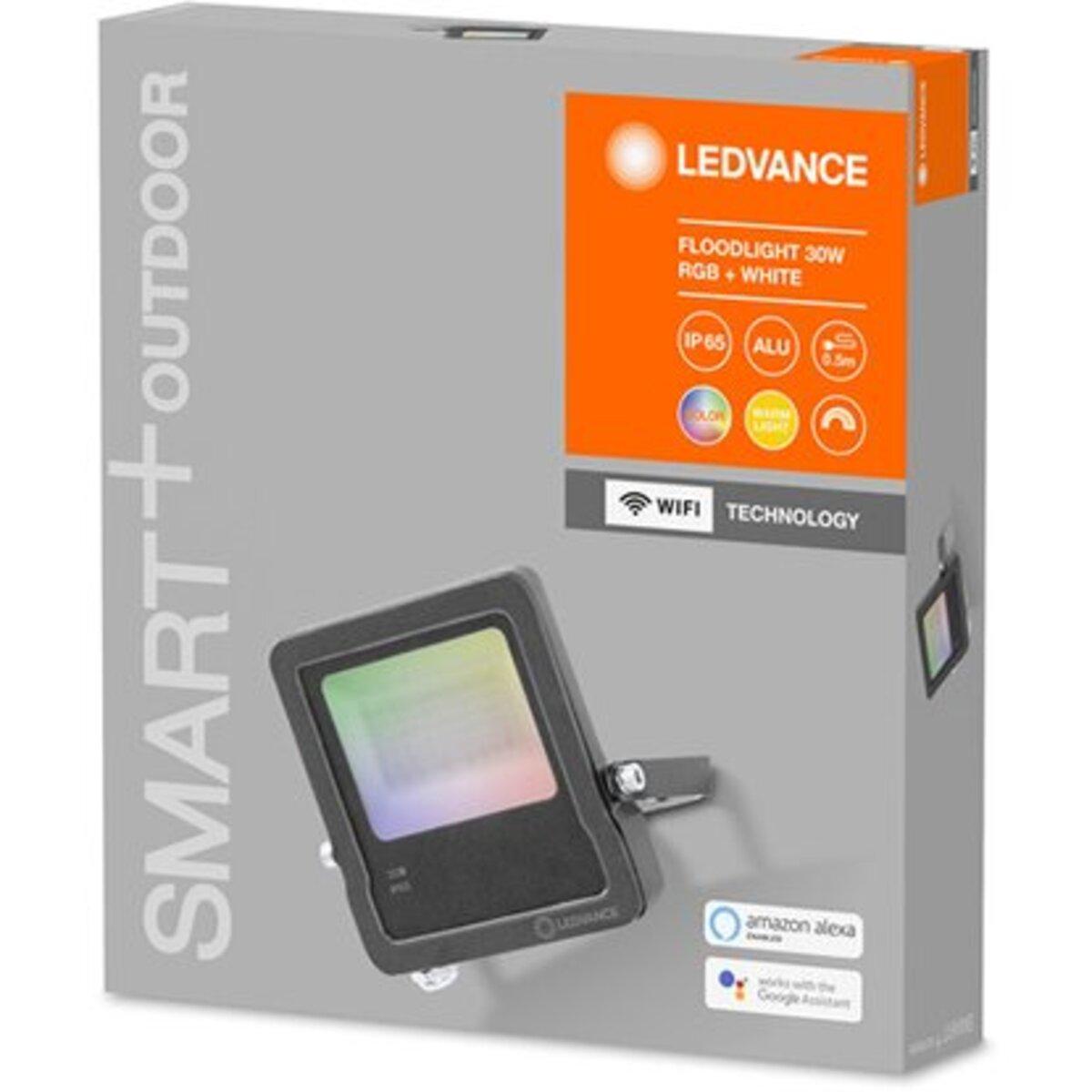 Bild 3 von Ledvance Smart+ WiFi LED-Fluter 30W Farbwechsel 16 Mio. Farben