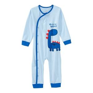 Baby-Jungen-Schlafanzug aus reiner Baumwolle