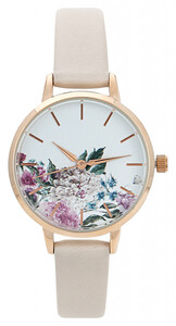 Uhr - Floral Dream