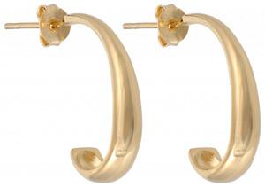 Ohrstecker - Golden Hook