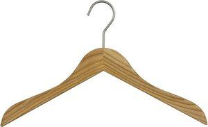 MAWA Kleiderbügel »Classic 41«, (Set, 10-tlg), aus Eschenholz, gewachst