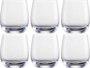 Eisch Whiskyglas, Kristallglas, bleifrei, 360 ml, 6-teilig