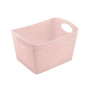 KOZIOL Aufbewahrungsbox »Boxxx S Organic Pink 1 L«