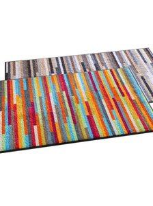 Fußmatte, rechteckig, Höhe 1 mm