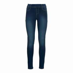 Damen-Jeans mit Baumwolle