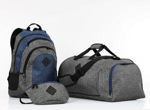 Sporttasche oder Rucksack