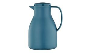Isolierkanne 1 l dunkelblau