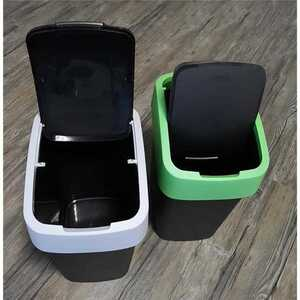 Curver Abfalleimer, 25 Liter, verschiedene Farben