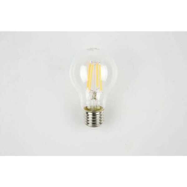 LED Fadenlampe Filament Leuchtmittel Glühfaden Lampe A 60, E 27, 5 W, 500 lm