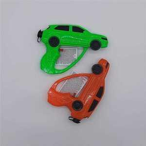 Wasserpistole in Autoform, verschiedene Farben
