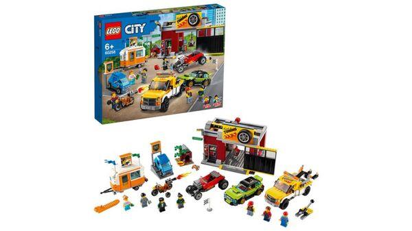 LEGO City - 60258 Tuning-Werkstatt