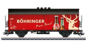 """Märklin 45028 - Bierwagen """"BÖHRINGER"""""""