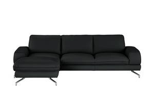 smart Ecksofa  Bonika - schwarz - 83 cm - Polstermöbel