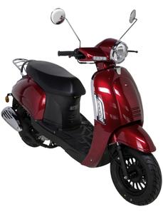 Mofa »Massimo«, 50 cm³, 25 km/h, Euro 4