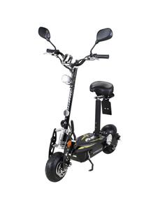 E-Scooter »Chopper Two«, max. 45 km/h, Reichweite: 35 km, gelb