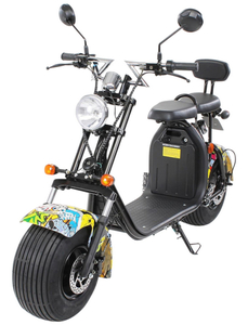 E-Scooter »Chopper Two«, 45 km/h (max.), 2000 W