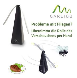 Gardigo Fliegenwedler ohne Batterien