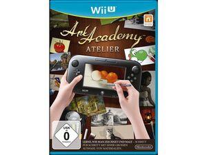 Nintendo Art Academy Atelier - Konsole WI-U