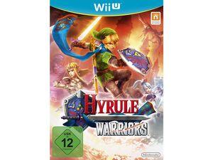 Nintendo Hyrule Warriors - Konsole WI-U
