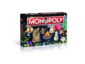 Winning Moves MONOPOLY  - MR. & MRS. PANDA - Gesellschaftsspiele