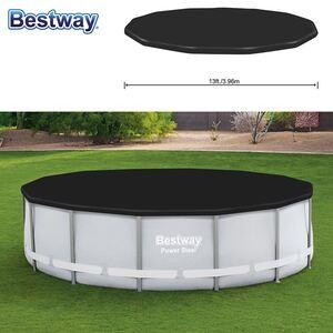 Bestway Universal-Abdeckplane #58292 für Pool 360/396cm