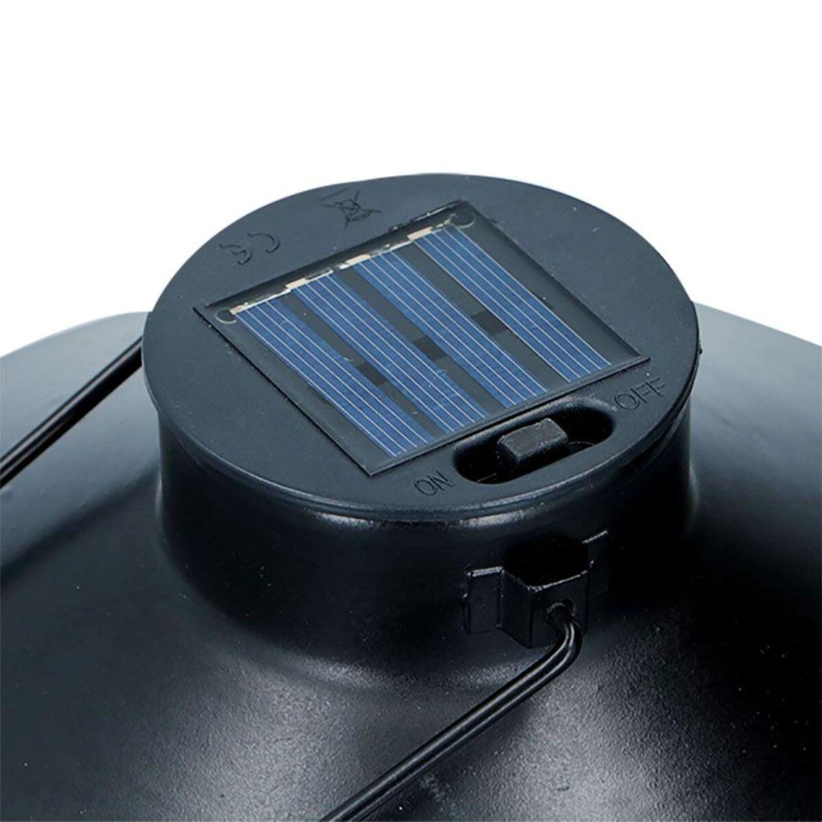 Bild 5 von Grundig Solarleuchte 22x25cm Schwarz