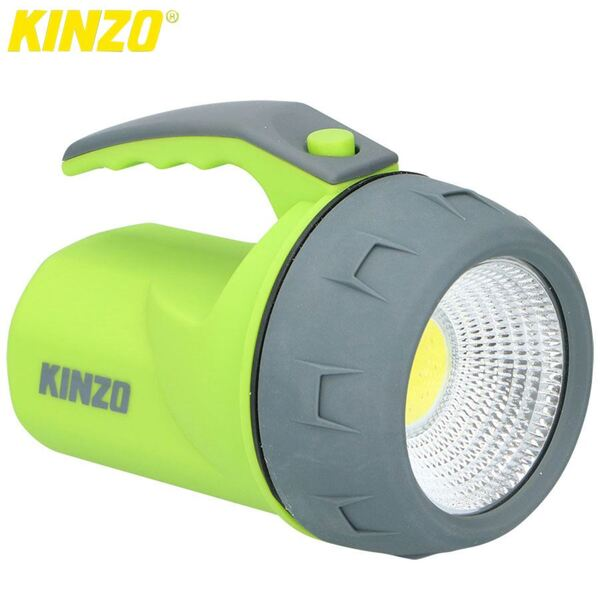 Kinzo COB-Taschenlampe 3Watt