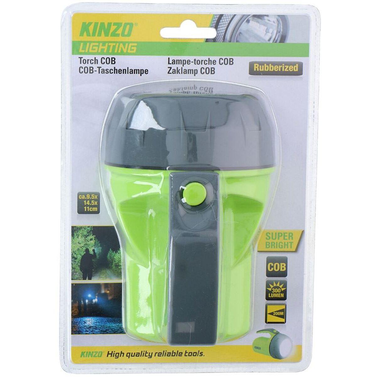 Bild 2 von Kinzo COB-Taschenlampe 3Watt
