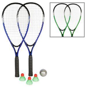 Speed Badminton-Set 7-teilig