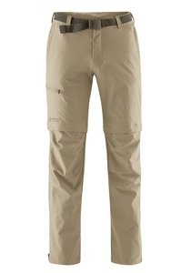 Maier Sports Funktionshose Tajo, Ausgezeichnete Outdoorhose mit funktionellem T-Zipp-Off