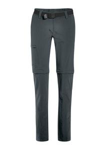 Maier Sports Funktionshose Inara slim zip, Schmal geschnittene Wanderhose, atmungsaktiv und schnelltrocknend