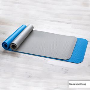 Topfit Yogamatte - Blau