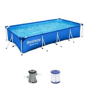 Bestway #56424 Steel Pro Pool-Set 400x211x81cm