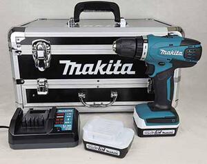 Makita Akku-Bohrschrauber DF347DWEX3
