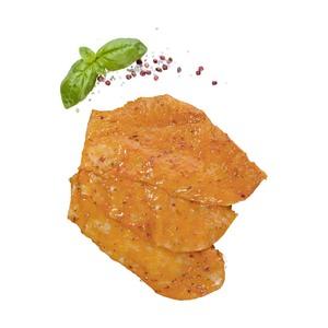 Frische Italienische Hähnchenbrust- oder Putenbrust-Steaks Teilstücke, versch. mariniert, je 1 kg