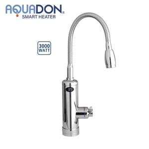 Heißwasser-Armatur • für Küche, Garage oder Werkstatt • fließend heißes Wasser auf Knopfdruck