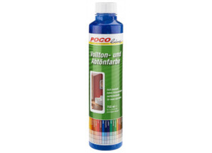 Vollton- und Abtönfarben saphirblau 750 ml