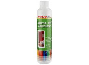 Vollton- und Abtönfarben weiß 750 ml