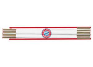 Zollstock FC Bayern München Mia san Mia