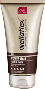 Wella Wellaflex Gel Power Halt Form & Finish