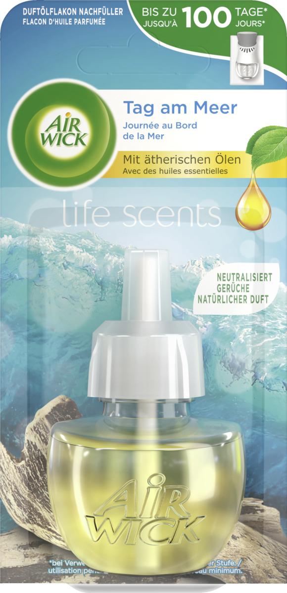 Bild 1 von Air Wick life scents Duftölflakon Nachfüller Tag am Meer