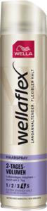 Wella Wellaflex Haarspray 2-tages-Volumen Extra Starker Halt