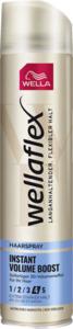Wella Wellaflex Haarspray Instant Volume Boost Extra Starker Halt